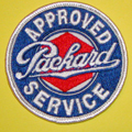 Approved Packard Service Patch
